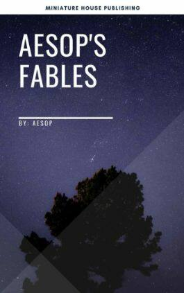 The cover of the book Aesop's Fables by Aesop. This picture also points to a copy of the book in PDF, EPUB, AZW3 and MOBI formats available to download for free on Snewd.com.