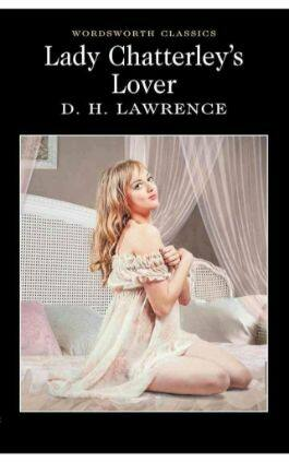This is the cover of the book Lady Chatterly's Lover by D. H. Lawrence. This picture also points to a copy of the book in PDF, EPUB, AZW3 and MOBI formats available to download for free on Snewd.com.
