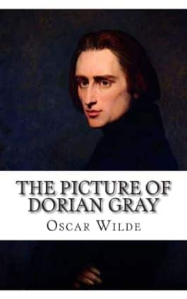 This is the cover of the book The Picture Of Dorian Gray by Oscar Wilde. This picture also points to a copy of the book in PDF, EPUB, AZW3 and MOBI formats available to download for free on Snewd.com.