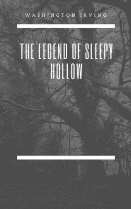 This is the cover of the book Legend of Sleepy Hollow, The by Washington Irving. This picture also points to a copy of the book in PDF, EPUB, AZW3 and MOBI formats available to download for free on Snewd.com.