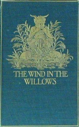 This is the cover of the book The Wind in the Willows by Kenneth Grahame. This picture also points to a copy of the book in PDF, EPUB, AZW3 and MOBI formats available to download for free on Snewd.com.
