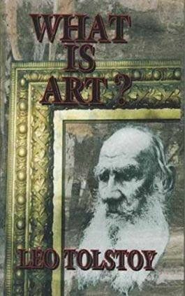 This is the cover of the book What is Art, The Kingdom of God is Within You by Leo Tolstoy. This picture also points to a copy of the book in PDF, EPUB, AZW3 and MOBI formats available to download for free on Snewd.com.
